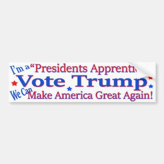 Vote Trump Bumper Sticker