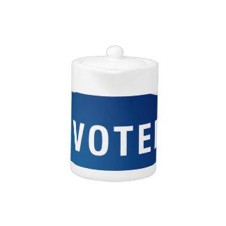 Vote USA Political Election Button Icon