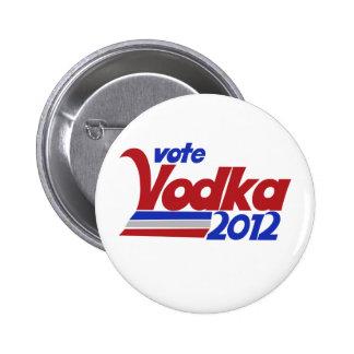 Vote Vodka 2 Inch Round Button