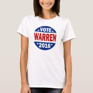Vote Warren 2016 T-Shirt