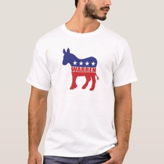 Vote Warren Democrat T-Shirt