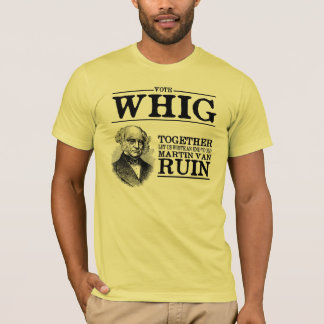Vote Whig T-Shirt