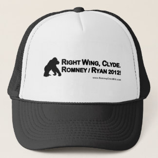Vote with Clint: Right Wing Clyde! Trucker Hat