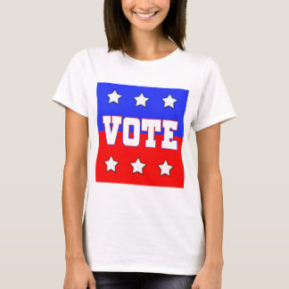 Vote with Stars T-Shirt