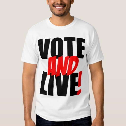 Vote y viva poleras