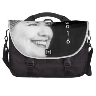 Vote Yes For Hillary in 2016 Laptop Bag