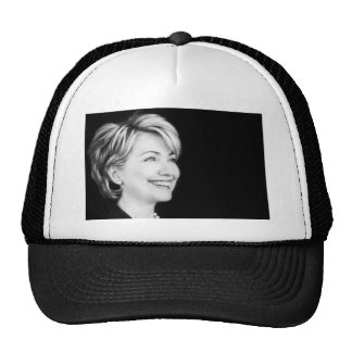 Vote Yes For Hillary in 2016 Trucker Hat
