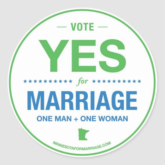 Vote Yes Stickers