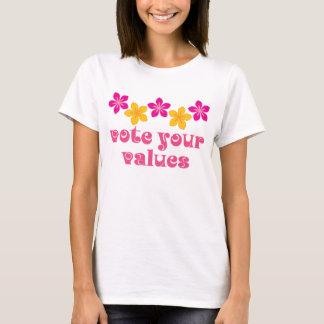Vote Your Values T-Shirt