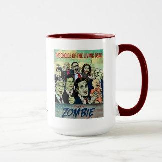 Vote Zombie Mug