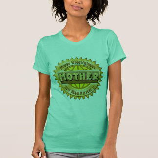 Voted Best Mom Mothers Day Gifts T-Shirt