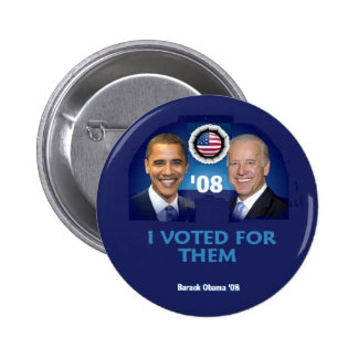 VOTED FOR THEM Button