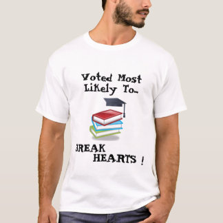 Voted Most..., Voted Most, Likely To..., BREAK,... T-Shirt