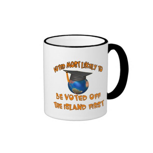 Voted Off The Island Coffee Mugs