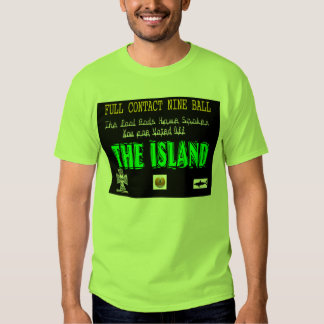 Voted Off The Island T Shirt