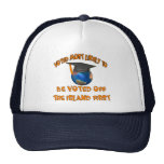 Voted Off The Island Trucker Hats