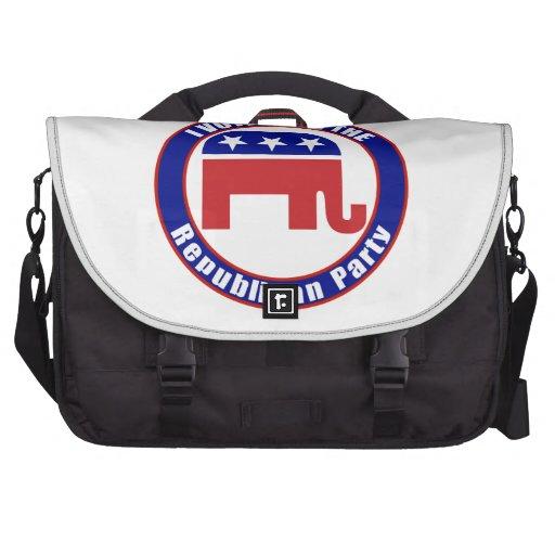 Voted Republican Original Laptop Bags