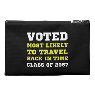Voted Time Travel Travel Accessory Bag