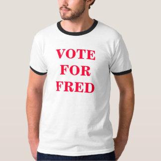 VOTEFORFRED T-Shirt