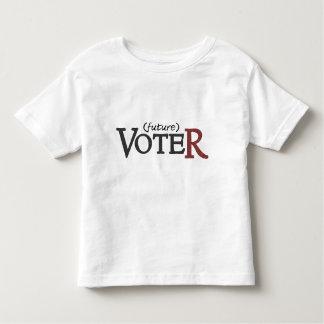 VoteR Toddler Tee