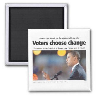 Voters Choose Change Magnet