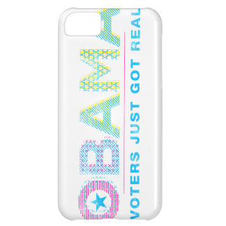 Voters Just Got Real iPhone 5C Cover