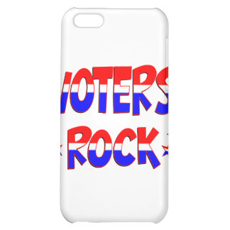 Voters Rock iPhone 5C Cover