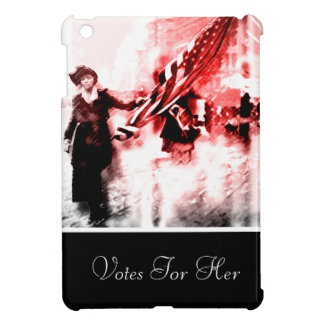 Votes For Her iPad Mini Cover