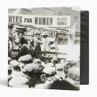 Votes for Women, August 1908 3 Ring Binder