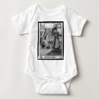 Votes for Women! Baby Bodysuit