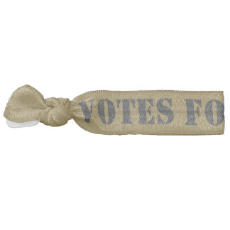 Votes for Women Hair Tie