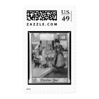 Votes for Women! Postage Stamps