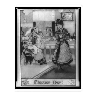 Votes for Women! Postcard