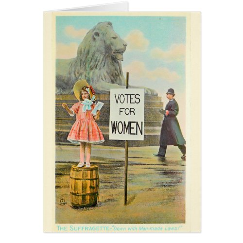 Votes for Women Protest
