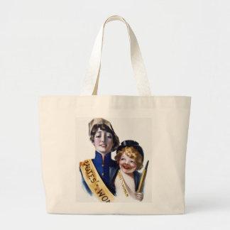 Votes for Women - Women s Suffrage 1915 Bag