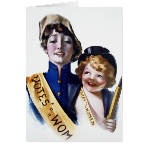 Votes for Women - Women's Suffrage, 1915 Cards