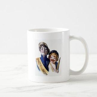 Votes for Women - Women's Suffrage, 1915 Classic White Coffee Mug