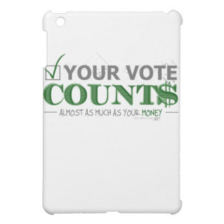 Voting Cover For The iPad Mini