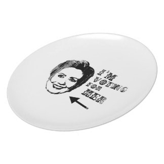 Voting for her Faded.png Party Plate