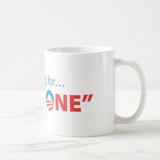 """Voting for """"That One"""" Classic White Coffee Mug"""