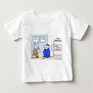 voting polls try forget baby T-Shirt