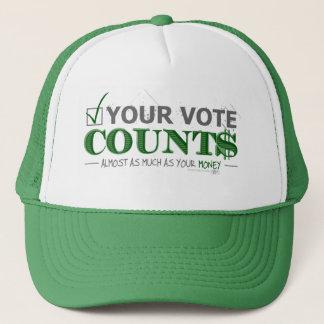 Voting Trucker Hat