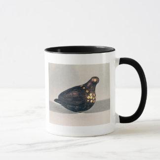 Votive dove mug