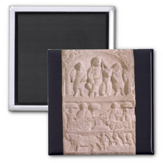 Votive stela dedicated to Sature Magnet