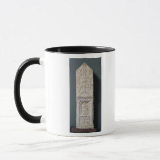 Votive stela dedicated to Saturn Mug