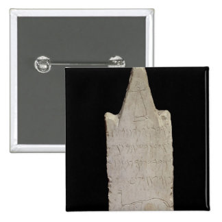 Votive stela with an elephant, from Carthage Button