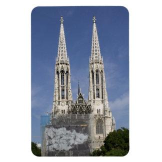 Votivkirche, Wien Österreich Magnet