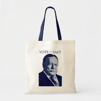 Voto 1912 para Taft Bolsa Lienzo