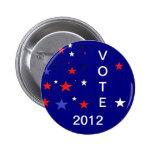 VOTO 2012 PIN
