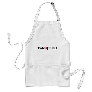 Voto 4 Jindal Delantal
